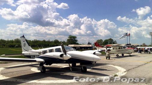 Aero-miting Bor / foto: D.Popaz