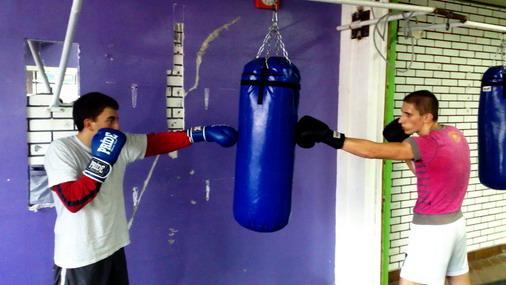 Detalj sa treninga / Foto: D.Popaz