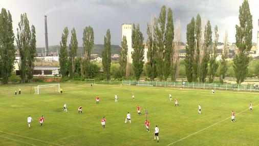 Detalj sa utakmice OFK Bor - Đerdap *** Foto: D.Popaz