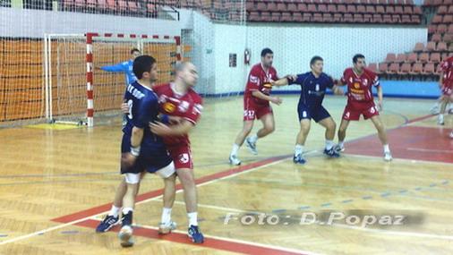 Detalj sa jedne od ranije odigranih utakmica ORK Bor-RK Radnički / foto: D.Popaz