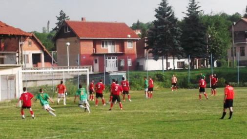 Detalj sa jedne od ranije odigranih utakmica brestovca / foto: M.Katalinić