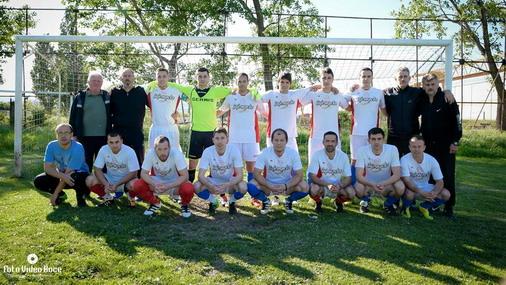 Tim FK Kladušnica / foto: Foto Video Boce