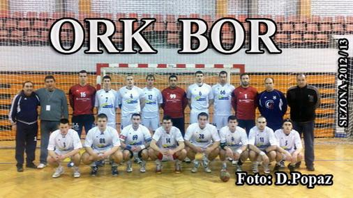 Tim ORK Bor