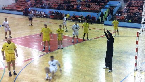Detalj sa jedne od ranije odigranih utakmica u Boru / Foto: D.Popaz