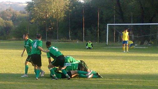Detalj sa jedne od ranije odigranih utakmica Slatine i Krivelja / foto: Live SPORT