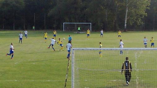 Detalj sa jedne od ranije odigranih utakmica OFK Slatine / foto: Live SPORT