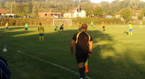 Detalj sa utakmice u Slatini / foto: Live SPORT