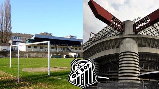 Stadion OFK Bor / foto: D.Popaz