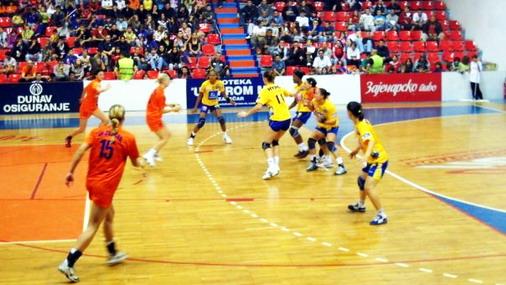Detalj sa jedne od ranije odigranih utakmica / foto ŽRK Zaječar