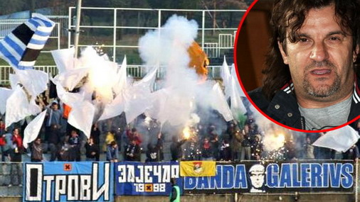 Aca Lukas novi predsednik FK Timok iz Zaječara / Foto: Telegraf