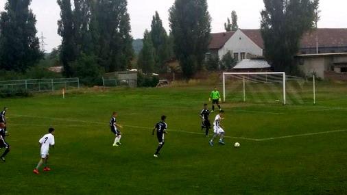 Detalj sa utakmice OFK Bor - Radnički (Pirot) / foto: S.S