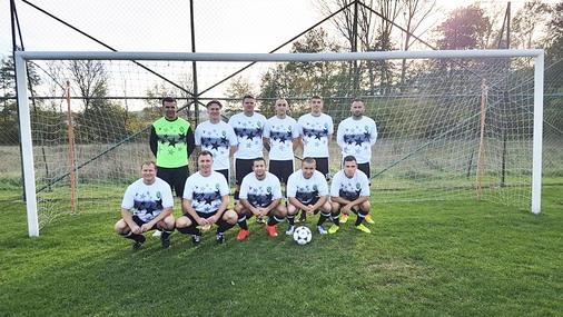 Seniori FK Mali Bor / foto: Live SPORT