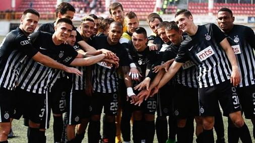 FK Partizan / foto: FK Partizan