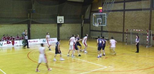 Detalj sa utakmice u Knjaževcu / foto: Knjaževačke VESTI