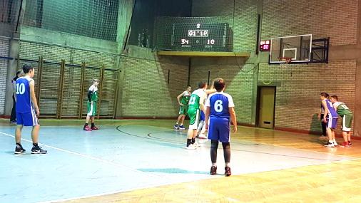 Detalj sa utakmice KK Zicer Bor / foto: Bor030