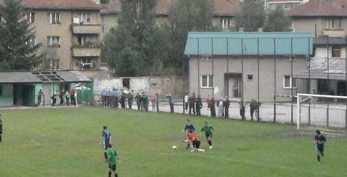 Detalj sa jedne od utakmica Majdanpeka / Foto: RTV Majdanpek