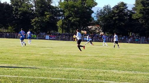 Detalj sa utakmice u Sokobanji / foto> FK Ozren