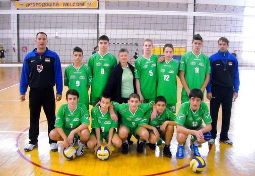 Muška ekipa