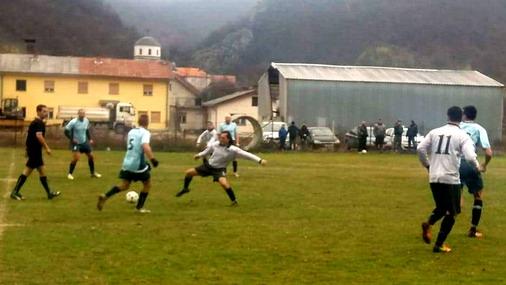 Detalj sa utakmice u Klokočevcu / foto: Live SPORT