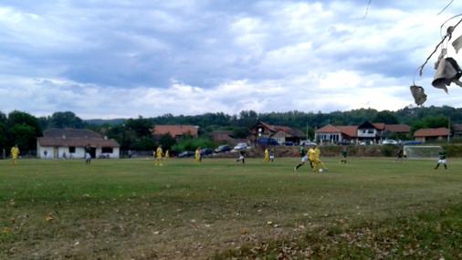 Detalj sa utakmice OFK Slatina - OFK Bor / foto: D.Popaz