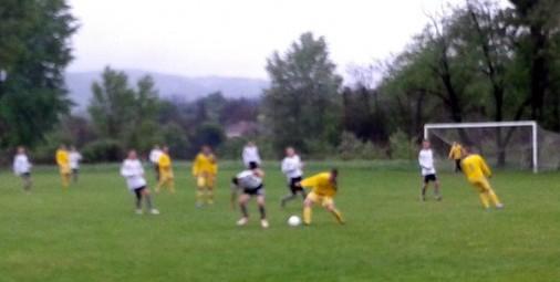 Detalj sa polufinalne utakmice Kupa Slatina - Bor / foto: Live SPORT