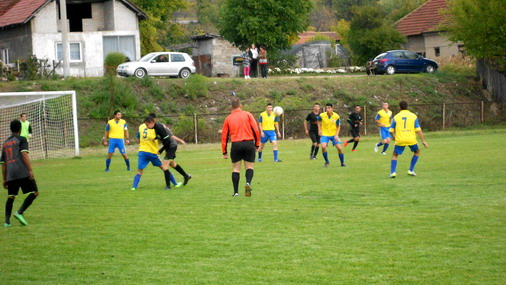 Detalj sa utakmice Slatina -Ključ / foto: D.Popaz