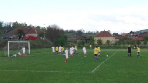 Slatina - Majdanpek, pobedonosni gol / foto: Live SPORT