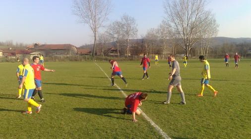 Detalj sa utakmice Slatina - Brodoremont / foto: Live SPORT