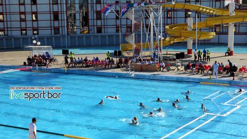 Detalj sa bazena u Boru / foto: D.Popaz