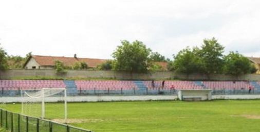 Stadion FK JUHOR u Obrežu
