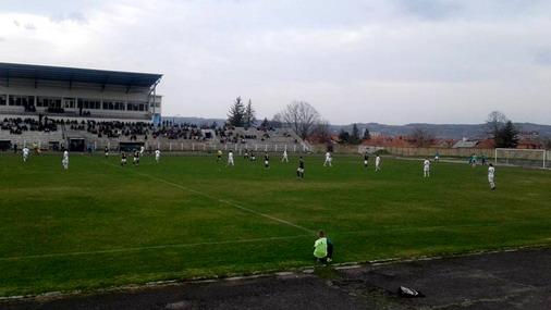Detalj sa današnje utakmice Timok-Moravac Orion / foto: S.Krstić