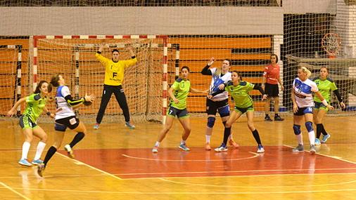 Detalj sa jedne od utakmica ŽJRK Bor / foto: Bor030